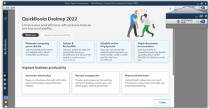 QuickBooks Hub 2022