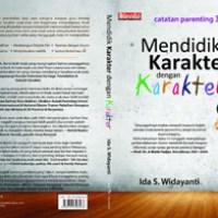 Resensi Buku Pendidikan Anak - Mendidik Karakter
