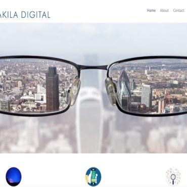 Image: Akila Digital website