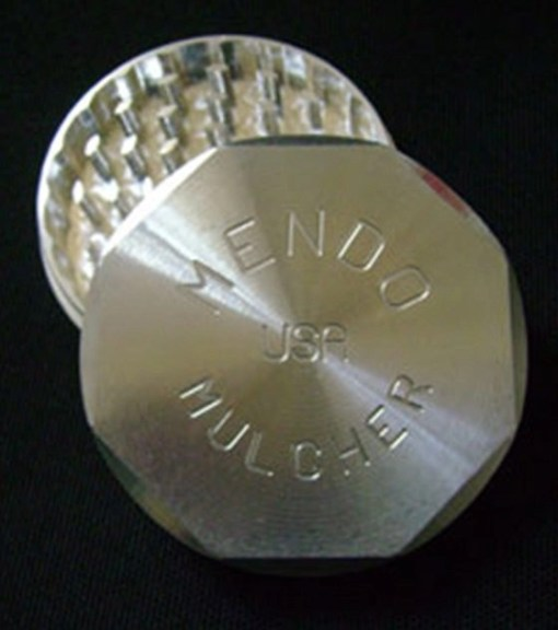 "Mendo Mulcher 3"" (inch) 2-Piece Screenless Grinder"