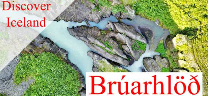 Brúarhlöð Iceland