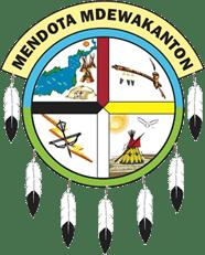 Mendota Dakota Logo