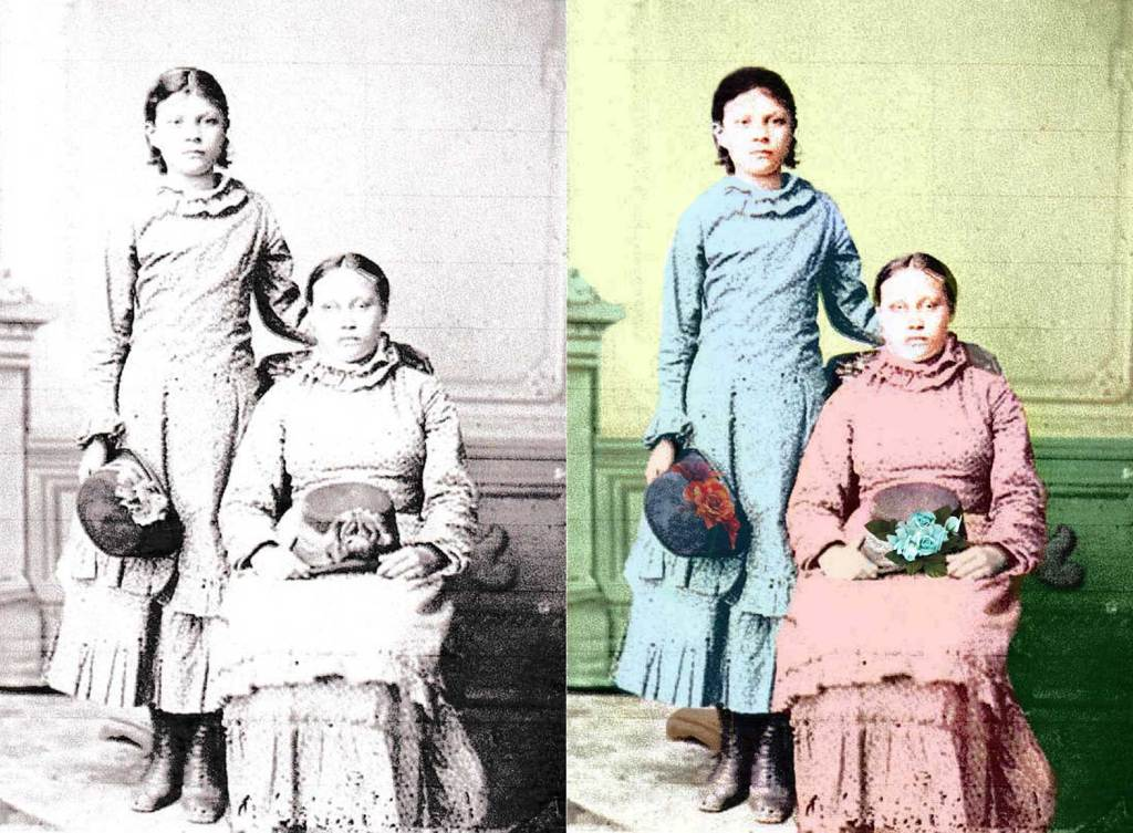 Frenier Sisters