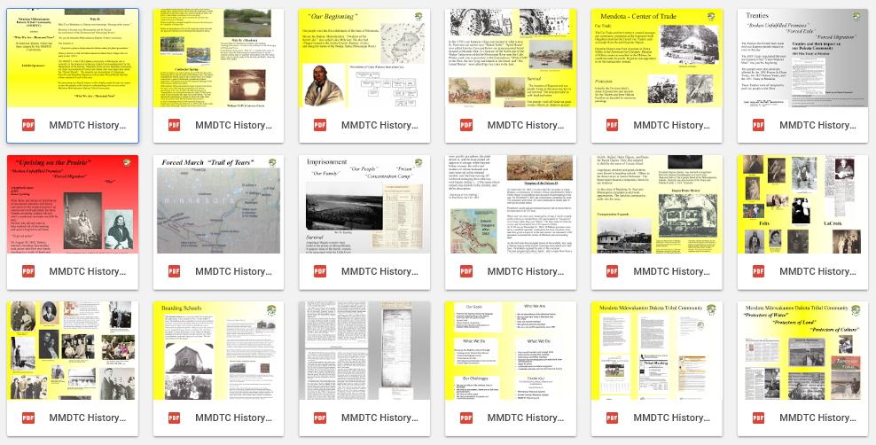 MMDTC History
