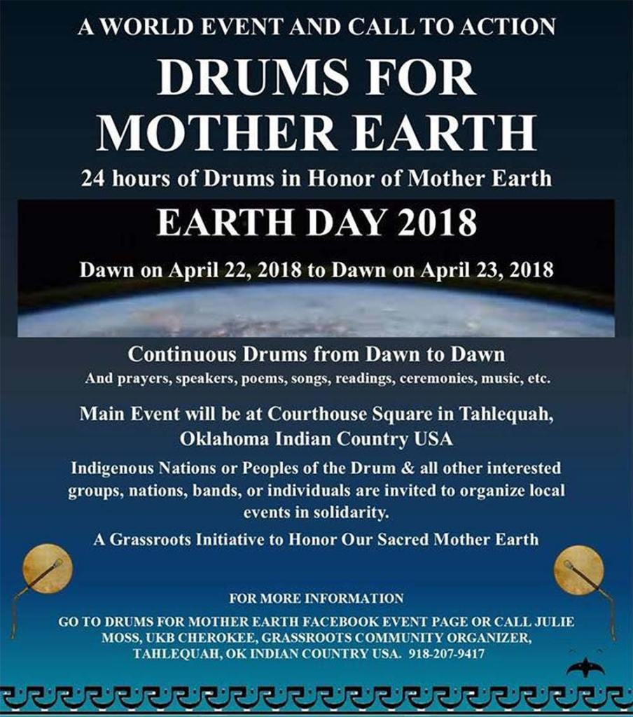 Drums for Mother Earth 2018