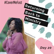 Returning Back To Ministry