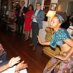 MEMAH 2018 Gala: Arty Morris and African Dancer