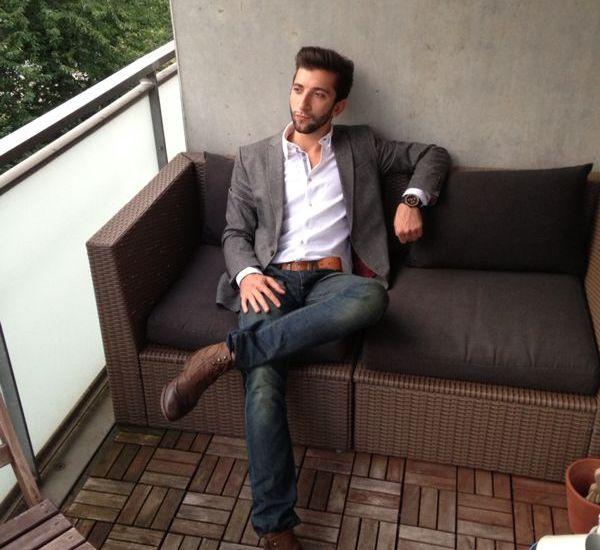 Mit unserem Office Look bzw. unserem perfekten business outfit seid immer richtig im Büro gekleidet.