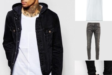 jeansjacke herren