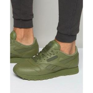 Mit dem reebok classic camouflage sneaker bleibt immer klassisch. Perfekt auch für casual business looks.