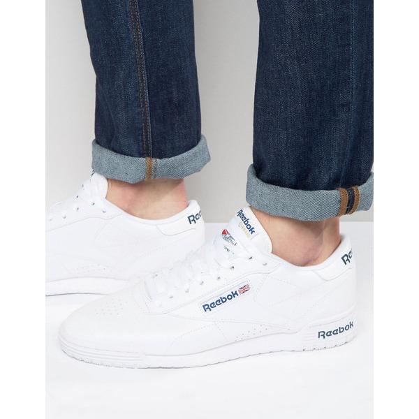 Der Reebok Classic Sneaker für Herren in weiß. Perfekt für Business Casual Looks als auch Street Styles.