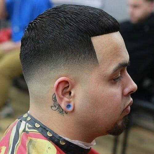 50 Temp Fade Haircut Ideas Men Hairstyles World