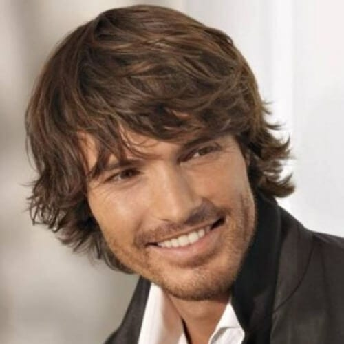 Shag Hairstyles For Guys Picture Shaggy Quick Ideas Of