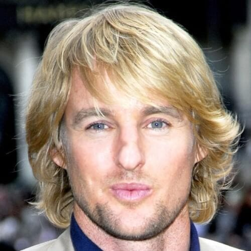 Mens Shag Hairstyle New Haircut For Men