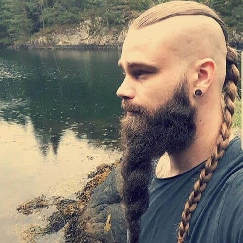 50 Viking Hairstyles Men Hairstyles World