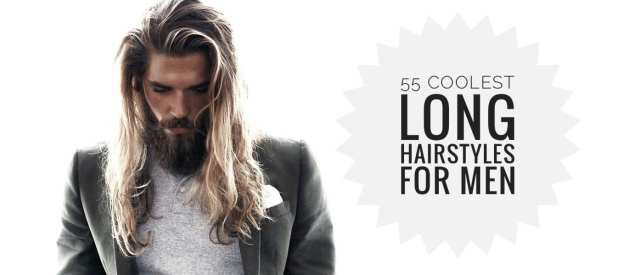 55 coolest long hairstyles for men (2019 update) - men