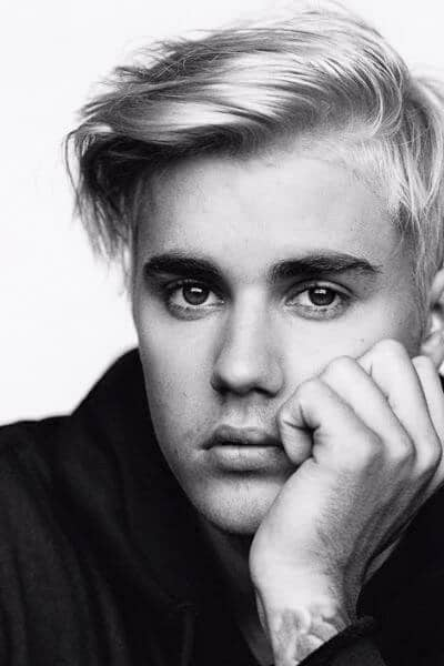 Simple Style Of Justin Bieber Hairstyle Free Latest Young