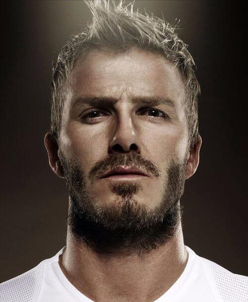 50 David Beckham Hair Ideas Men
