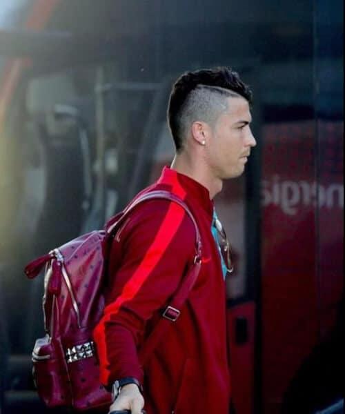 60 Cristiano Ronaldo Haircut Ideas