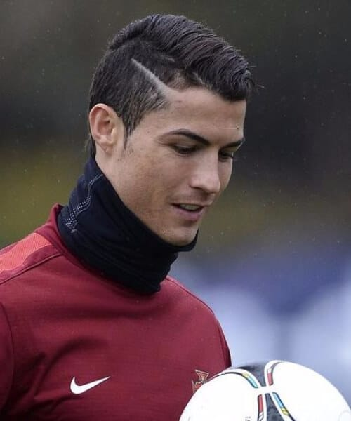 60 Cristiano Ronaldo Haircut Ideas