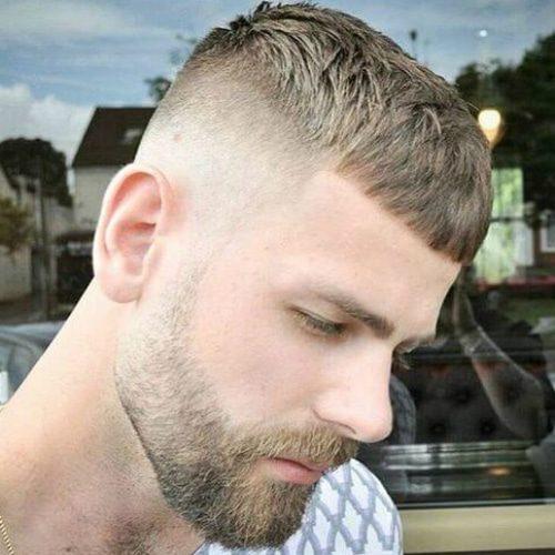 40 Brilliant Caesar Haircuts Men
