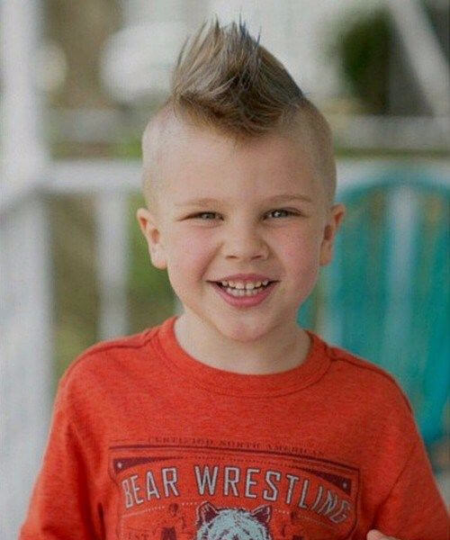 45 Boys Haircut Ideas To Inspire You