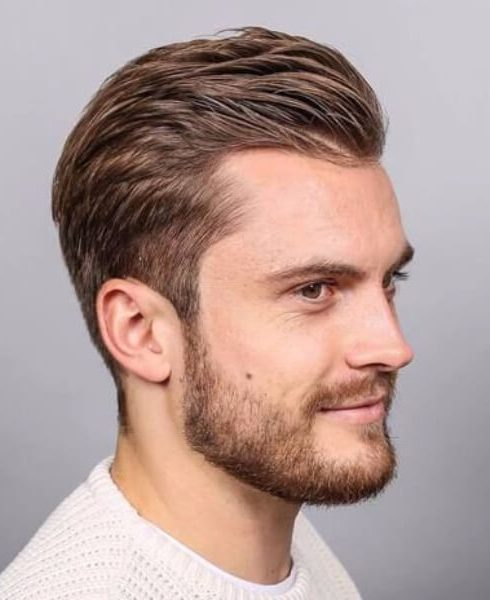 Image Result For Mens Preppy Hairstyles