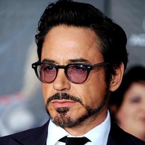45 Superhero Robert Downey Jr Haircut Ideas