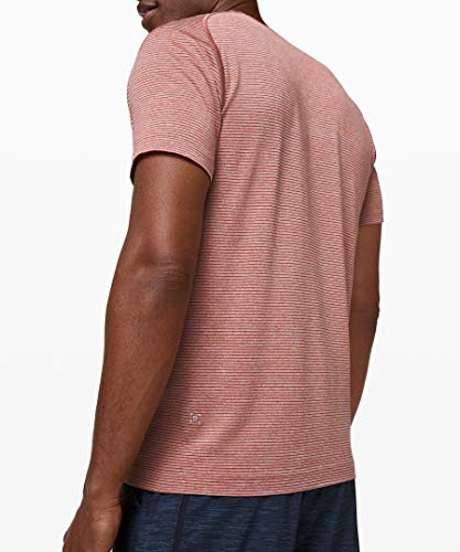 Lululemon Mens Metal Vent Tech Short Sleeve Shirt