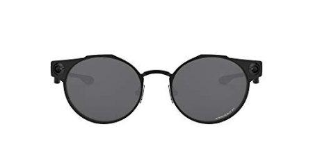 Oakley DEADBOLT Titanium Round Sunglasses