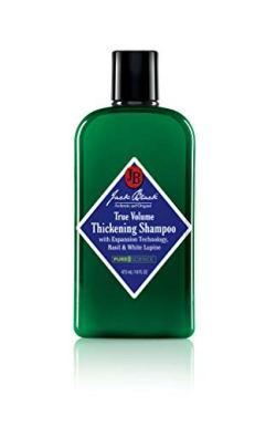JACK BLACK – True Volume Thickening Shampoo