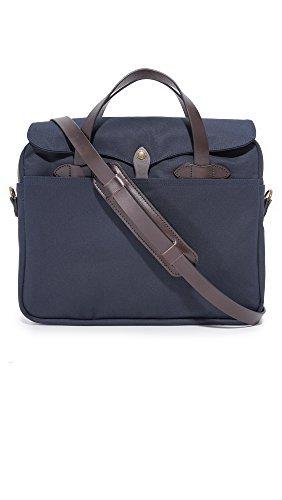 Filson Men's Original Briefcase, Navy, One Size