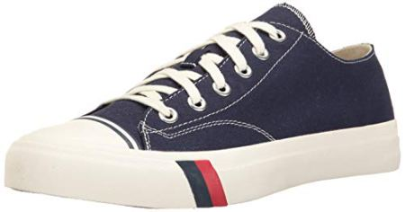 PRO-Keds Men's Royal Lo Classic Canvas Sneaker