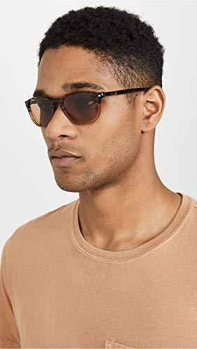 Persol Men's Gradient Tortoise Sunglasses