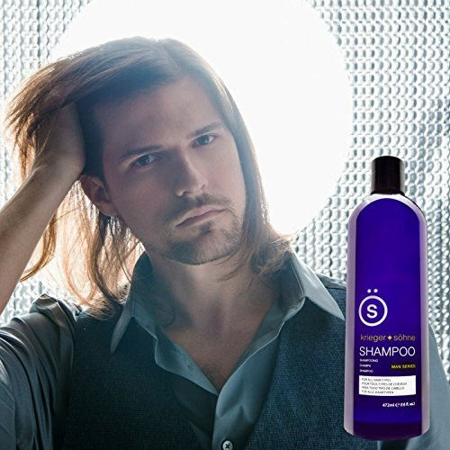 Krieger + Söhne Shampoo for Mens Hair
