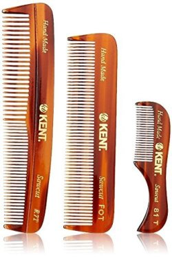 Kent Handmade Combs for Men