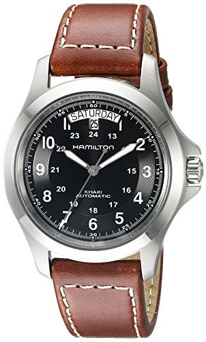 Hamilton Men's Khaki King Series Stainless Steel Watch