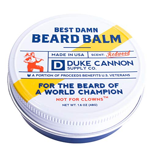 Duke Cannon Supply Co. Beard Bundle