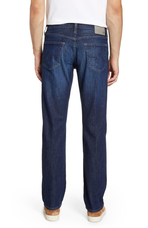 AG Graduate Slim Straight Leg Jeans