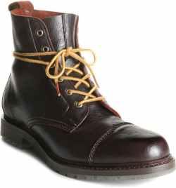 Allen Edmunds Normandy Cap Toe Boot