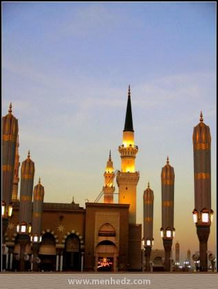 Poslanikova džamija u Medini