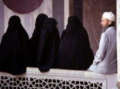 islamski brak, muz, zene