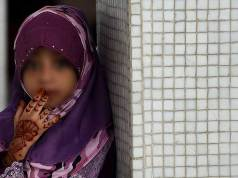 Muslimanka, djevojčica, hidžab