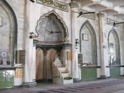 Mesdžid, džamija, minber