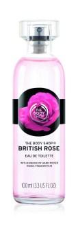 BRITISH ROSE EDT HR