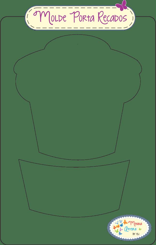 Molde Cupcake 1