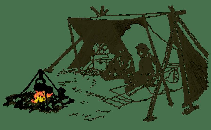 A fogueira