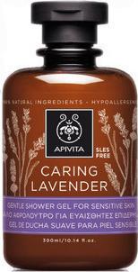 20160609174630 apivita caring lavender afroloutro levanta gia eyaisthites epidermides 300ml