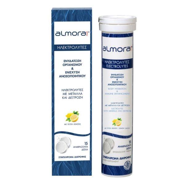 5200415600139 elpen almora plus electrolytes effervescent lemon 15tabs 1
