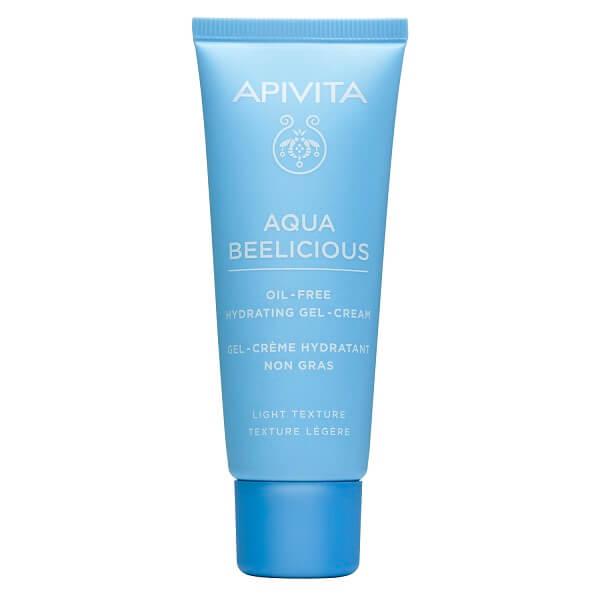 Apivita Moisturizing Face Gel Cream with Flower Extract and Honey 40ml